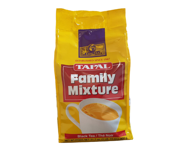 Tapal Family Mixture  Black Tea (900g) - Qar 41