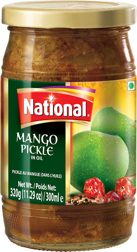 National Mango Pickle 320g