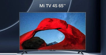MI LED TV 4S 65 inches (One Year Warranty)