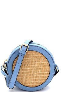 Round Cross Bag