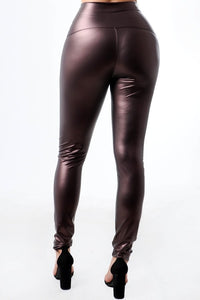 Bronze Liquid Tights