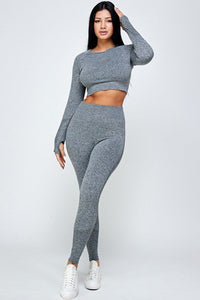 Two Piece Active Set