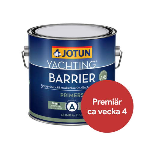 YACHTING BARRIER PRIMER KOMP A - 2,5L