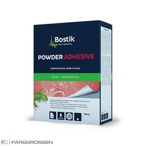 BOSTIK Powder Adhesive. (HERNIA T20)