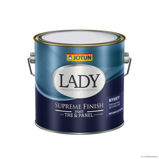 LADY SUPREME FINISH 15