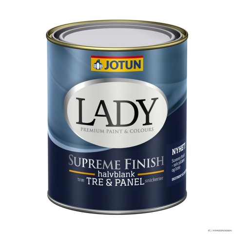 LADY SUPREME FINISH 40