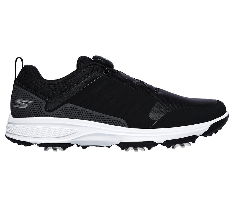 SKECHERS GO GOLF TORQUE TWIST - BLACK/WHITE