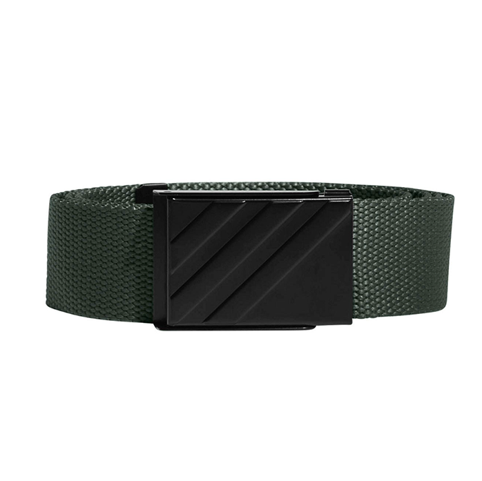adidas WEB GOLF BELT - WINTER GREEN - OSFA