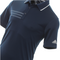 adidas Golf 3-Stripe Mesh Collar Shirt