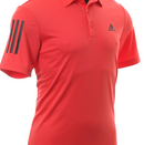 adidas Golf 3-Stripe LC Shirt