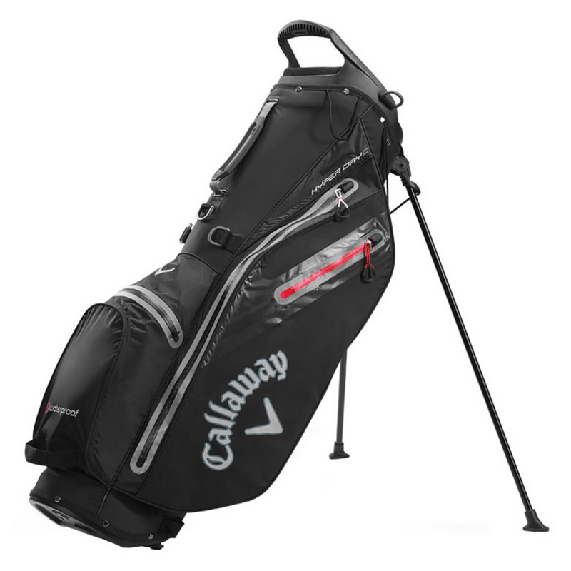 HyperDry Stand Bag, Tour Brolly, Tour Towel