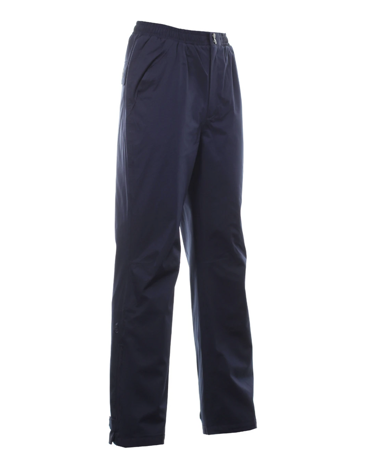 SUNDERLAND VANCOUVER WATERPROOF GOLF PANTS - NAVY