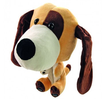 LONGRIDGE CLUB HUGGER ANIMAL HEADCOVER - DOG
