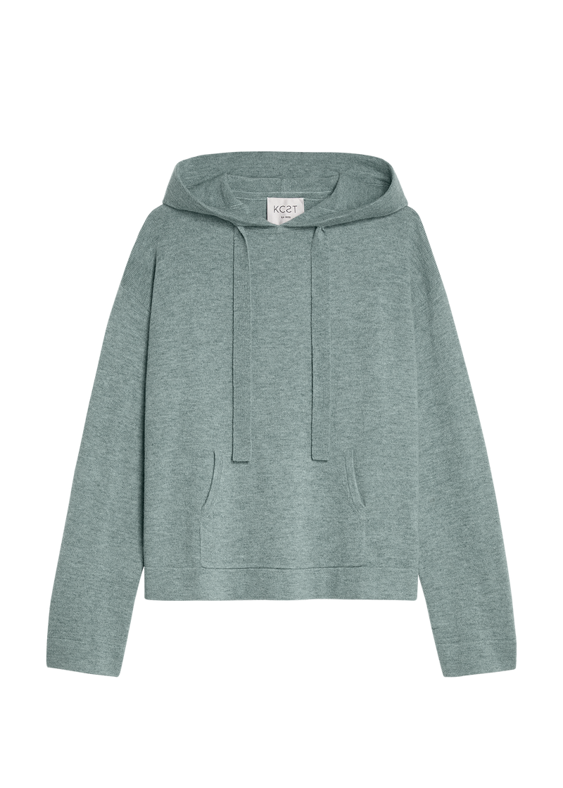 The Cozy Hoodie - Sage Green