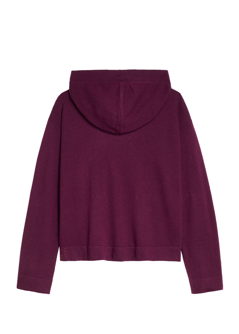 The Cozy Hoodie - Brunello