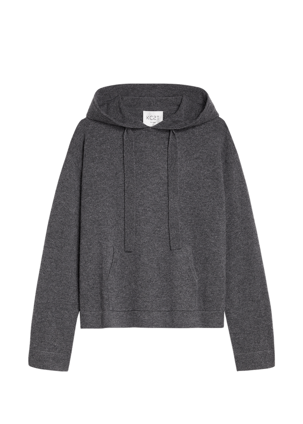 The Cozy Hoodie - Pebble Grey