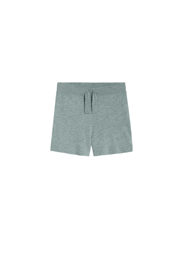 The Cozy Shorts - Sage Green