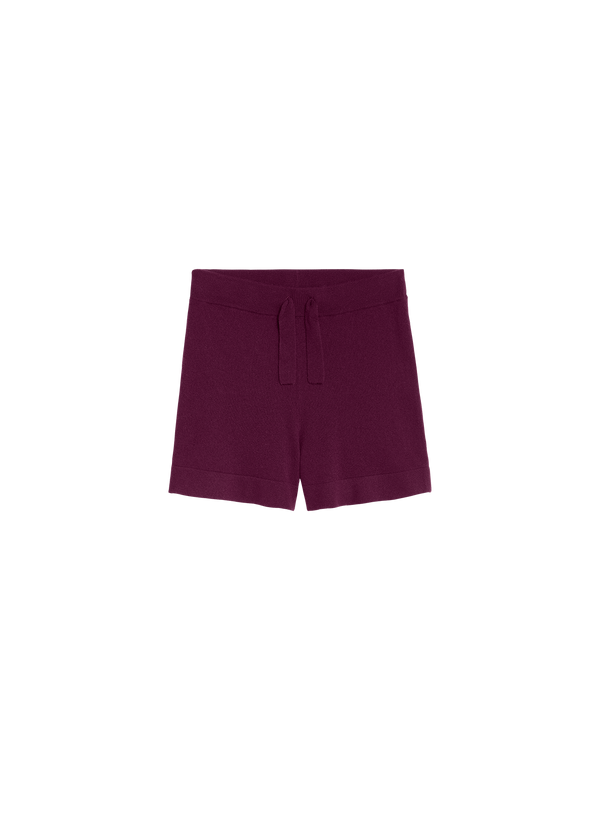 The Cozy Shorts - Brunello
