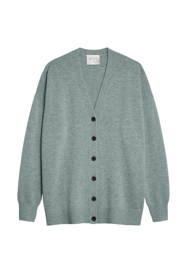 The Cozy Cardigan - Sage Green