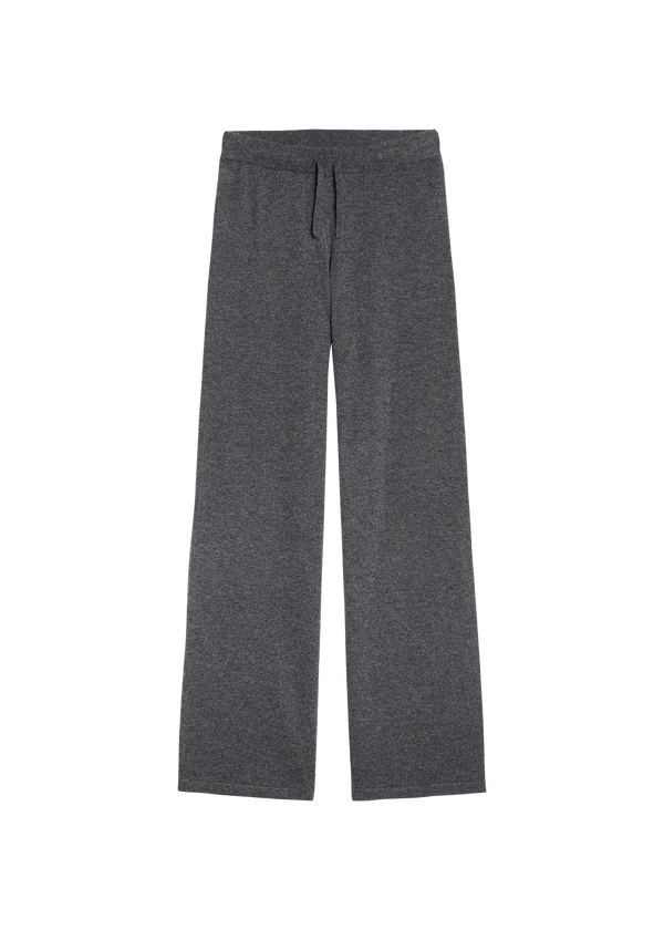 The Cozy Pant - Pebble Grey