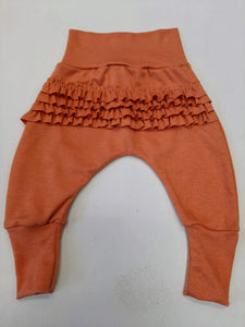 Grow Pants for Babies -Ruffles