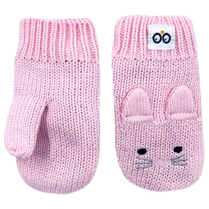 Baby Knit Mittins