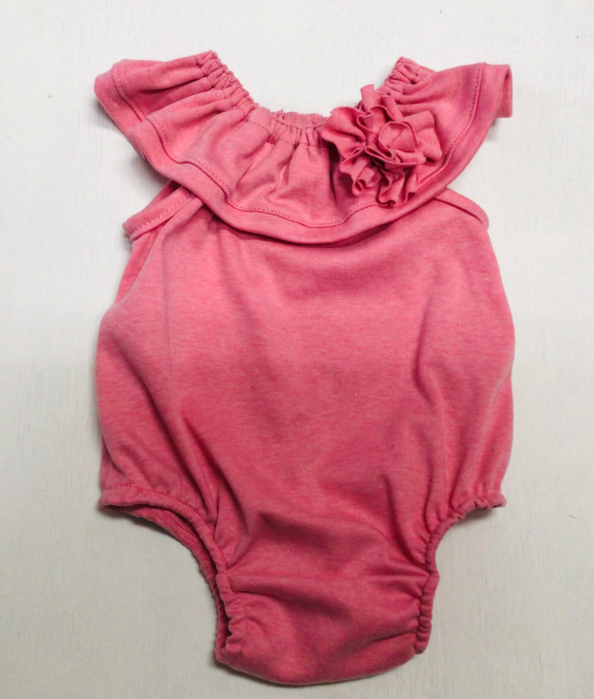 Knit Baby Romper 0-6 month