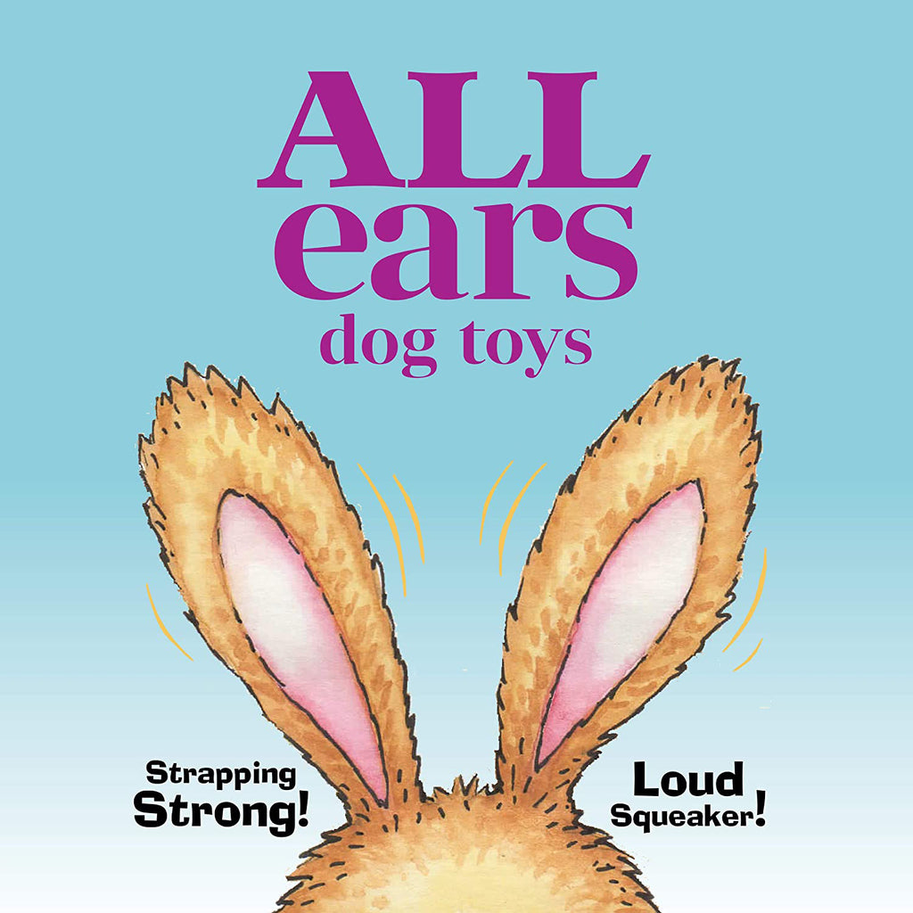 All Ears Dog Toys: Members of a Secret Society