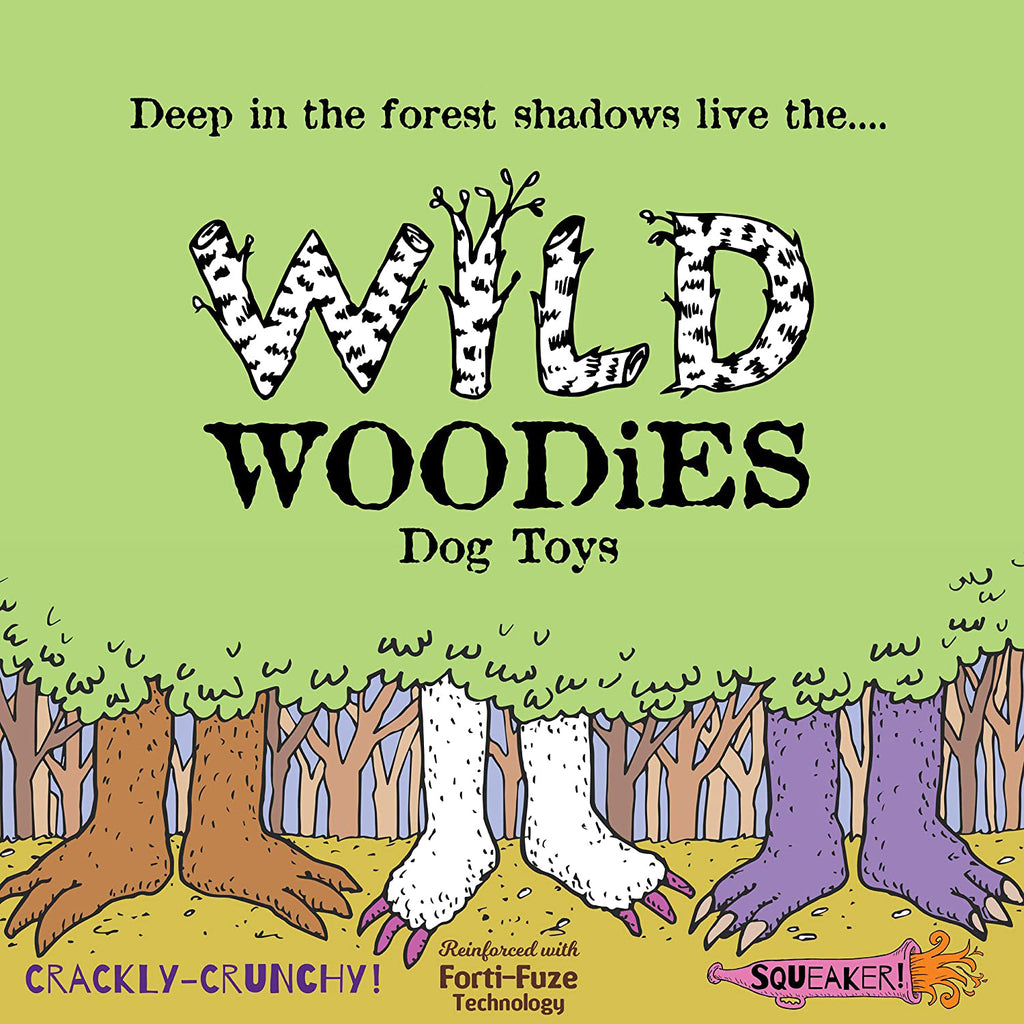 Meet the Wild Woodies
