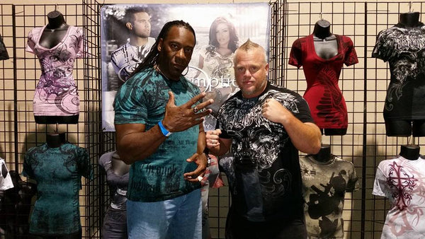 Booker T in Redemption