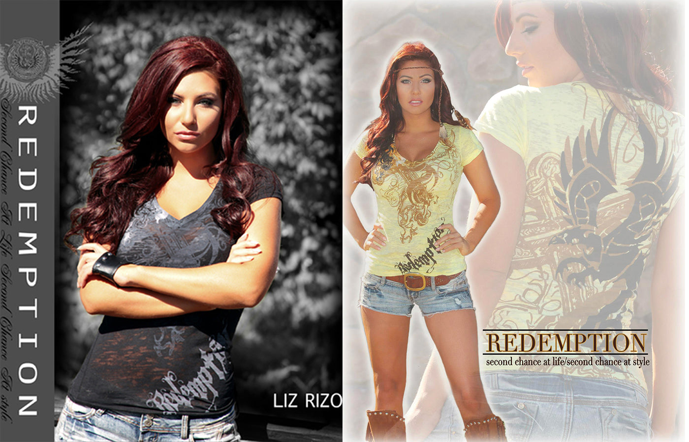 Liz Rizo Redemption Womens Faith