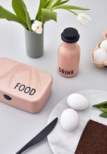 Load image into Gallery viewer, Design Letters Water Bottle - Pink