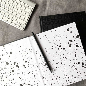 Undated 2020 Diary Planner: Inkwell