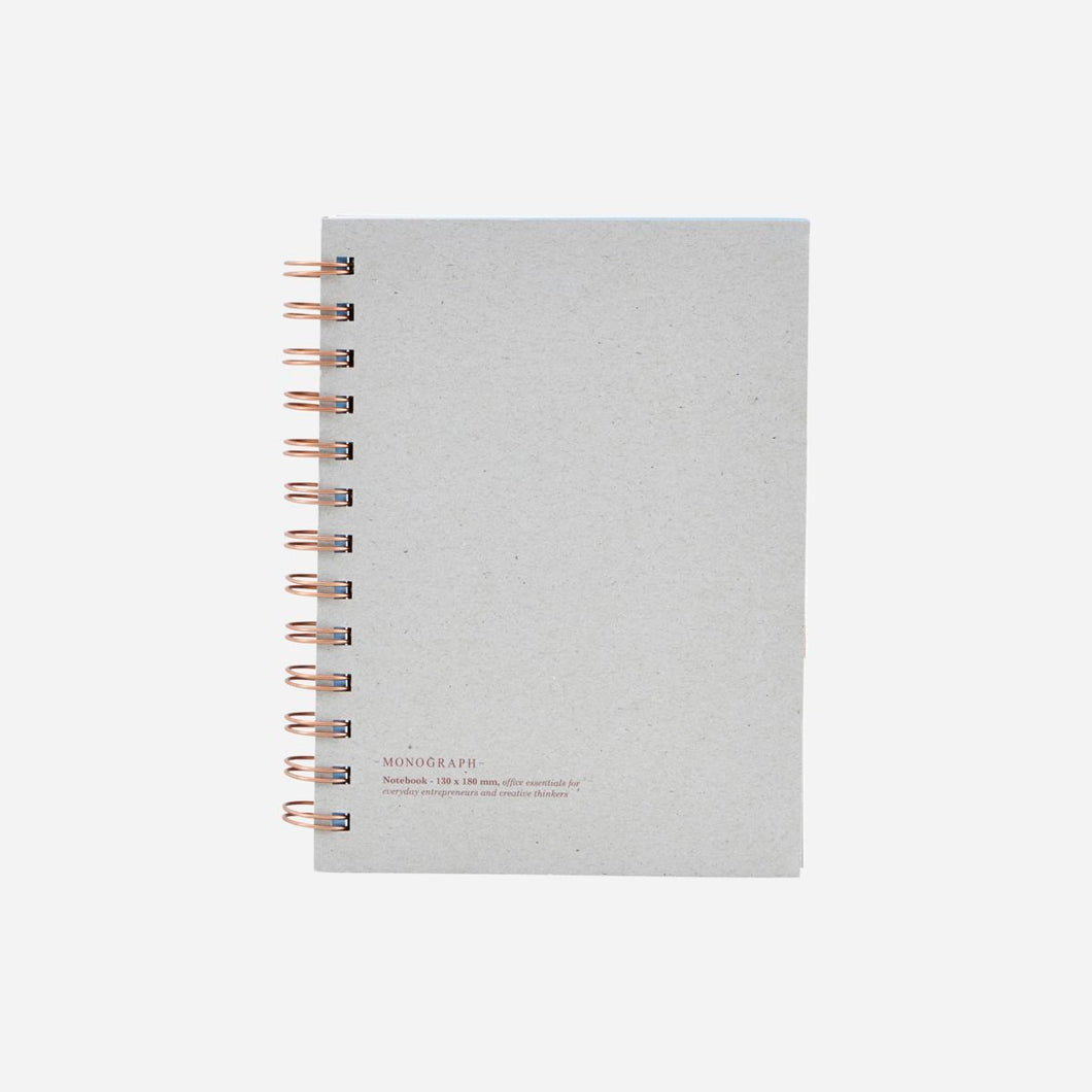 Tome Grey Notebook