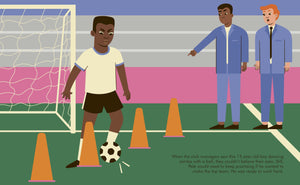 Little People, Big Dreams: Pele Book
