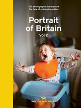 Load image into Gallery viewer, Portrait Of Britain Vol 2 (Hoxton Mini Press) Book