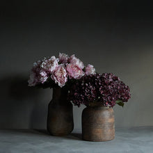 Load image into Gallery viewer, Faux Flower Stem - Hydrangea Damson