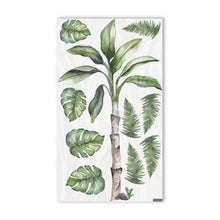 Load image into Gallery viewer, Banana Tree Wall Sticker Set