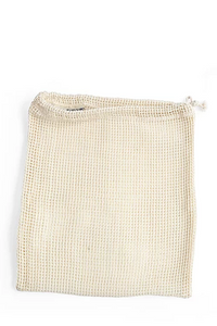 Organic Cotton Grocery String Bag - Medium
