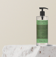 Load image into Gallery viewer, Puritx Hand Sanitiser- Lemongrass, Basil+Patchouli