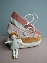 Load image into Gallery viewer, Doll Basket- Orche