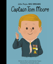 Load image into Gallery viewer, Little People, Big Dreams: Captain Tom Moore