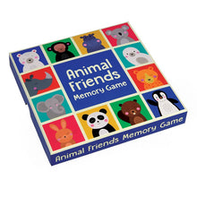Load image into Gallery viewer, Animal Friends Memory Game