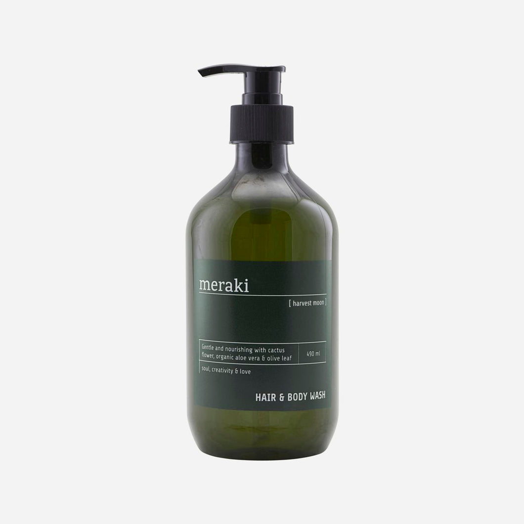 Meraki Hair and Body Wash - Harvest Moon