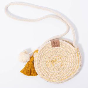 Fabelab Rope Purse/Bag - Orche