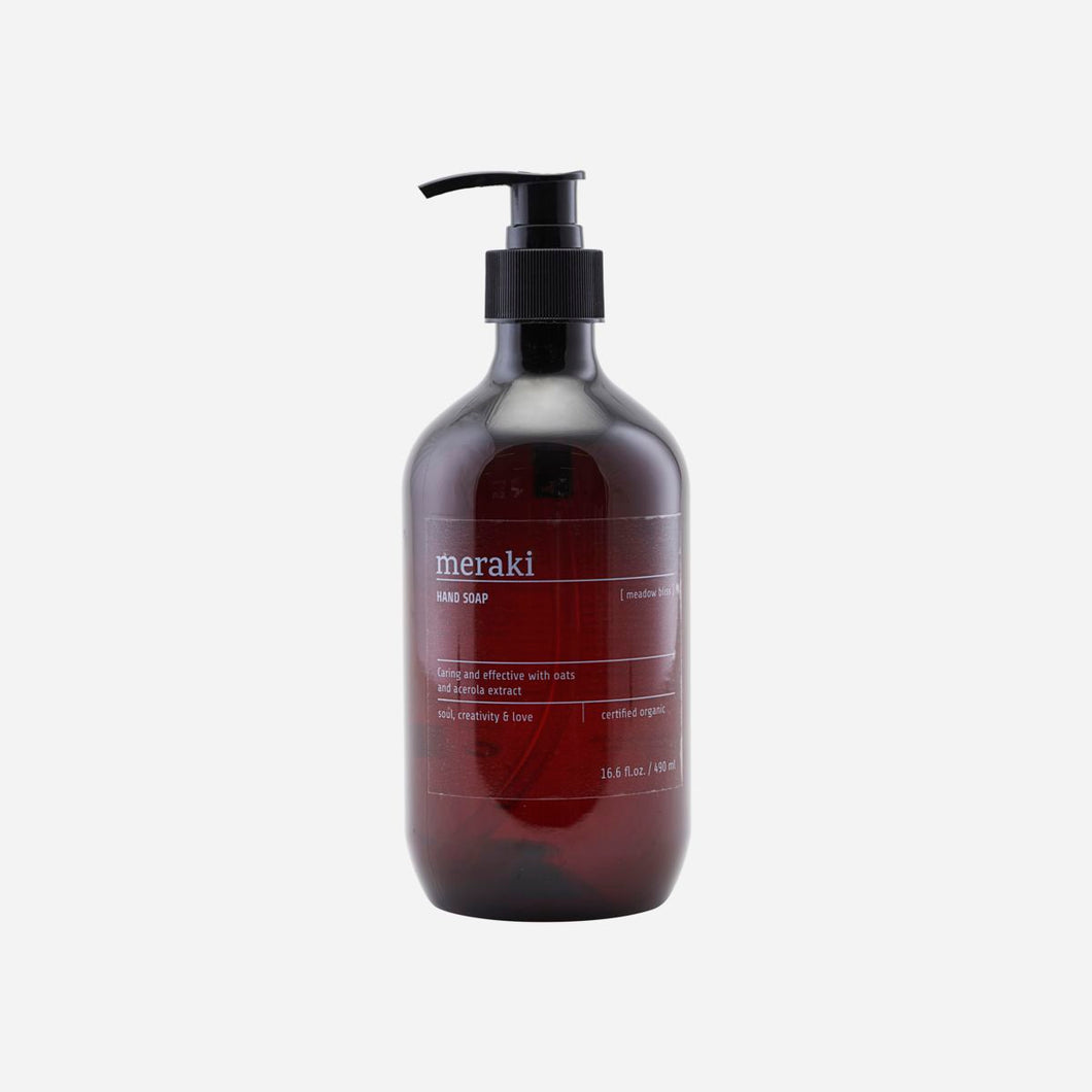 Meraki Organic Hand Soap - Meadow Bliss