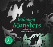Load image into Gallery viewer, Midnight Monsters - Pop Up Book