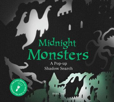 Midnight Monsters - Pop Up Book