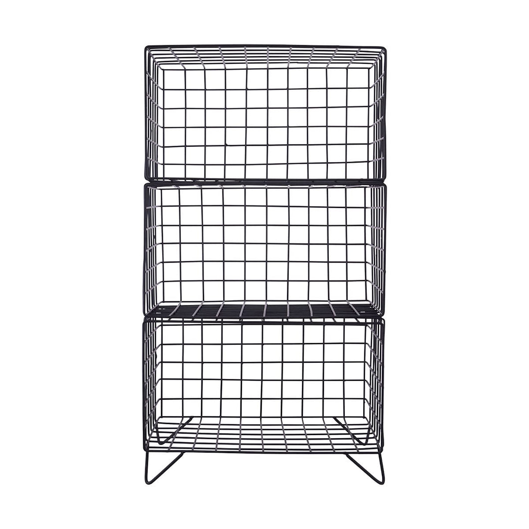 Iron 3 Tier Rack