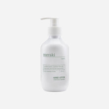 Load image into Gallery viewer, Meraki Organic Hand Lotion - Pure